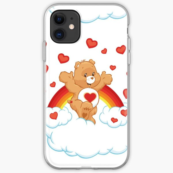Care Bears 80s iPhone Soft Case
