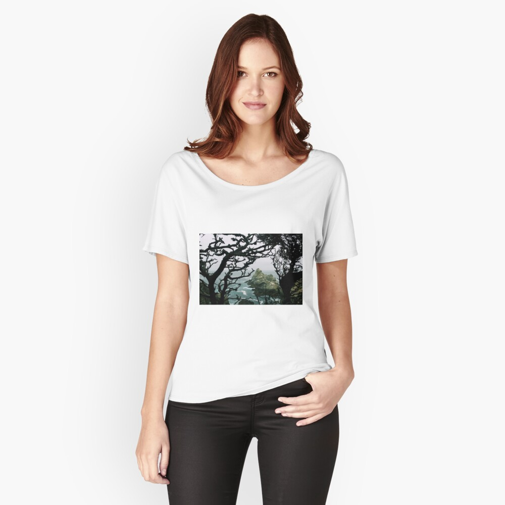 #990 Women's Relaxed Fit T-Shirt Front