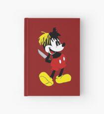 tentacion Mouse Hardcover Journal