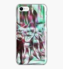 Montreal vintage fantasy picture iPhone Case/Skin