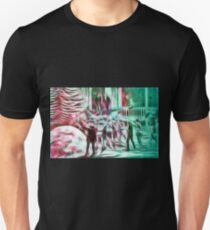 Montreal vintage fantasy picture T-Shirt