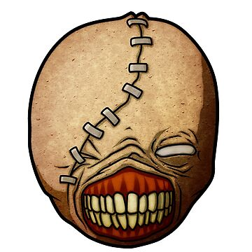 Fat Head Nemesis by jashinhunter