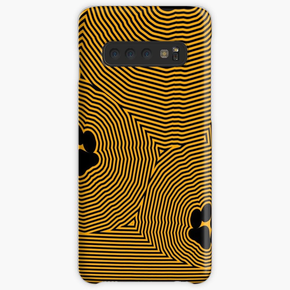 Paddy Paws - Orange Case & Skin for Samsung Galaxy