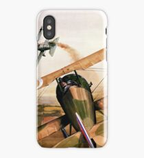 First American Air Victories iPhone Case