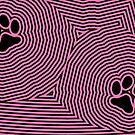 Paddy Paws - Pink by Etakeh