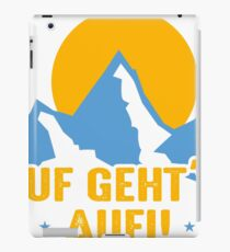 Neuheit: AUFI! iPad-Hülle & Klebefolie