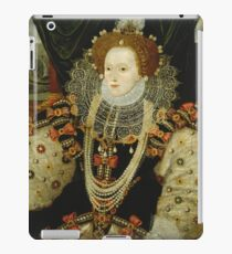 Queen Elizabeth I iPad Case/Skin