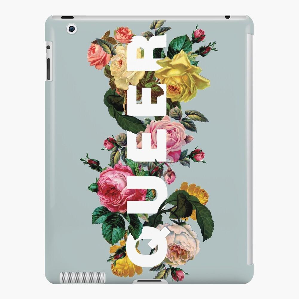 Queer (Antique Roses) iPad Case & Skin