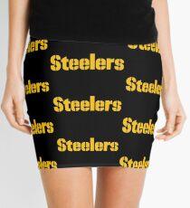 Pittsburgh Steelers T Shirts Mini Skirt