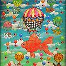 Goldfish Sky by Tom Parker