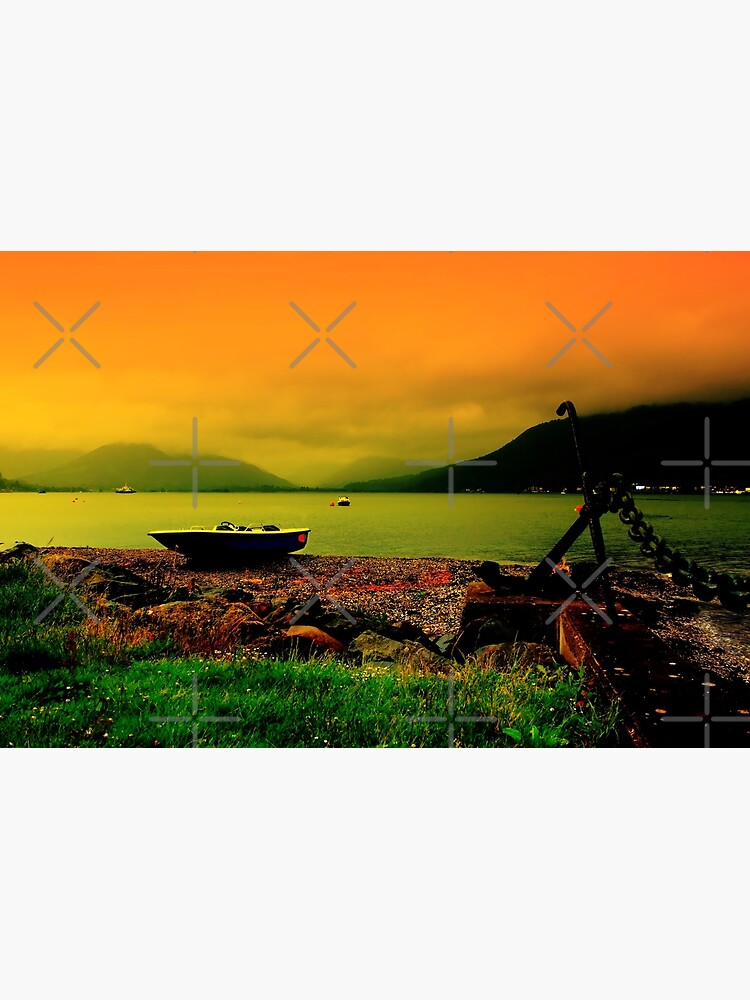 Holy Loch Sunset by Focal-Art