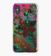 Beyond the tears by Dream Garden Graphics iPhone Case