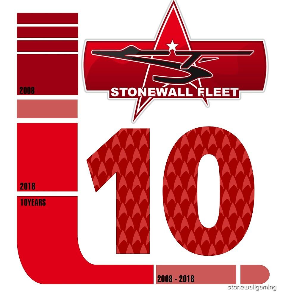 TAC Dept - Stonewall Fleet 10 Years by stonewallgaming