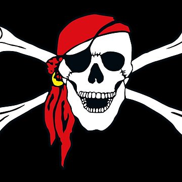 pirate skull by storebycaste