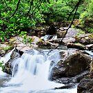 Glen Massan Waterfall by Focal-Art