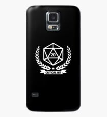Dungeons and Dragons Critical Hit Roll - Gaming Case/Skin for Samsung Galaxy