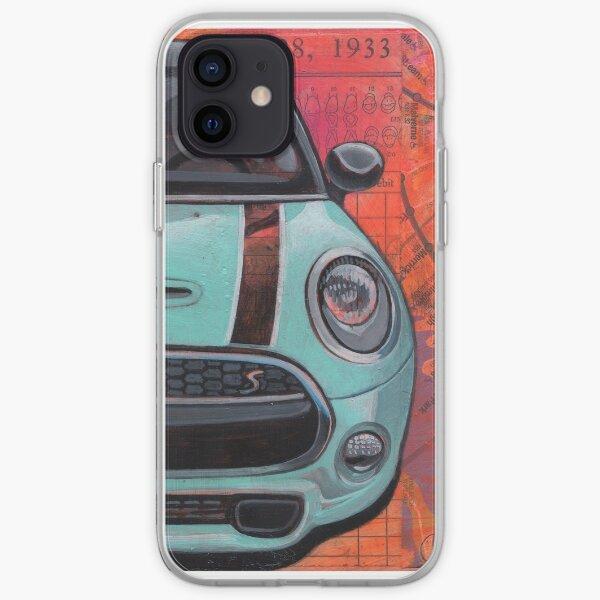 Explorer: Cooper Mini Coque souple iPhone