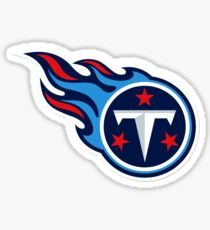 Tennesee Titans T Shirts Sticker