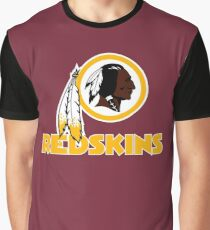 Washington Redskins T Shirts Graphic T-Shirt