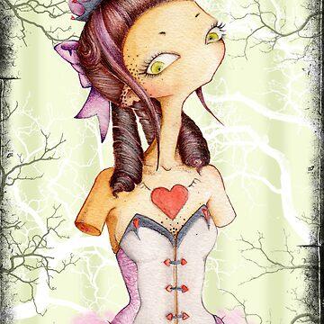Heart Queen by TiZ83