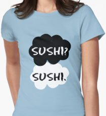 Sushi - TFIOS Women's Fitted T-Shirt