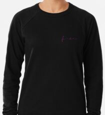 Demi Lovato  - Free Tattoo Lightweight Sweatshirt