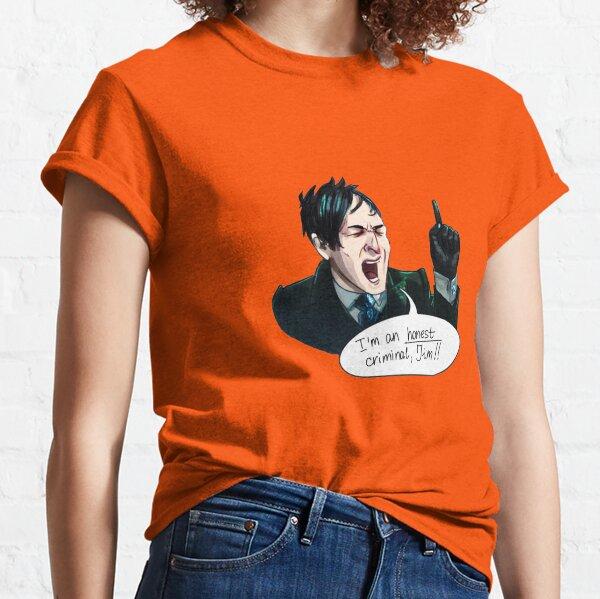 Honest Criminal Penguin Classic T-Shirt