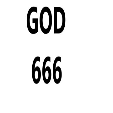 God 666 by Spirit-Guide