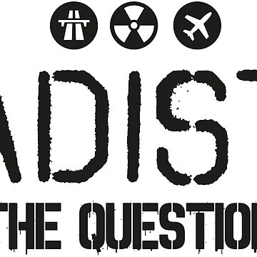 ZADIST THE QUESTION by alexMo