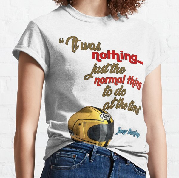 It Was Nothing Classic T-Shirt