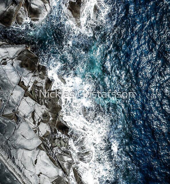 Skagerrak Coastline - Aerial Photography by Nicklas Gustafsson