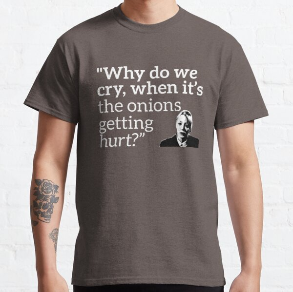 Philomena Cunk: Onions Classic T-Shirt