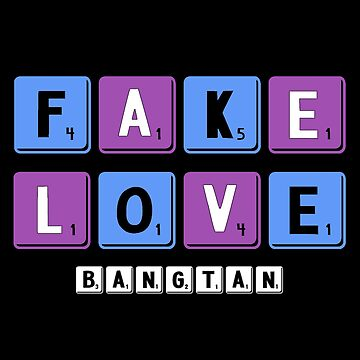 FAKE LOVE by BTS  by InniCo