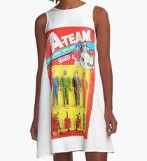 A-Team Figure Set  A-Line Dress