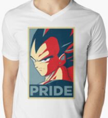 Pride! Men's V-Neck T-Shirt