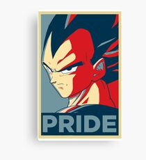 Pride! Canvas Print