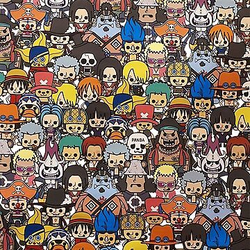 Chibi one piece by BigPops