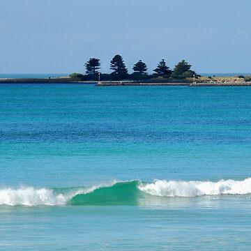 Stunning Seascape, Port Fairy, Victoria, Australia. by kaysharp