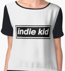 Indie Kid - OASIS Band Tribute Chiffon Top