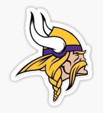 Minnesota Vikings T Shirts Sticker