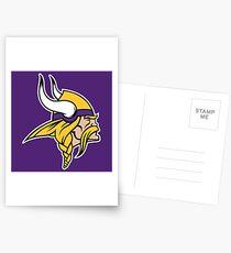Minnesota Vikings T Shirts Postcards
