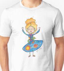 Mrs. Frizzle Unisex T-Shirt