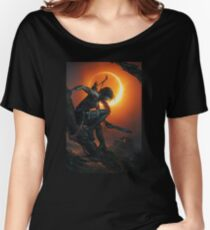 Shadow of the Tomb Raider. Women's Relaxed Fit T-Shirt