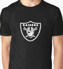 Oakland Raiders T Shirts Graphic T-Shirt