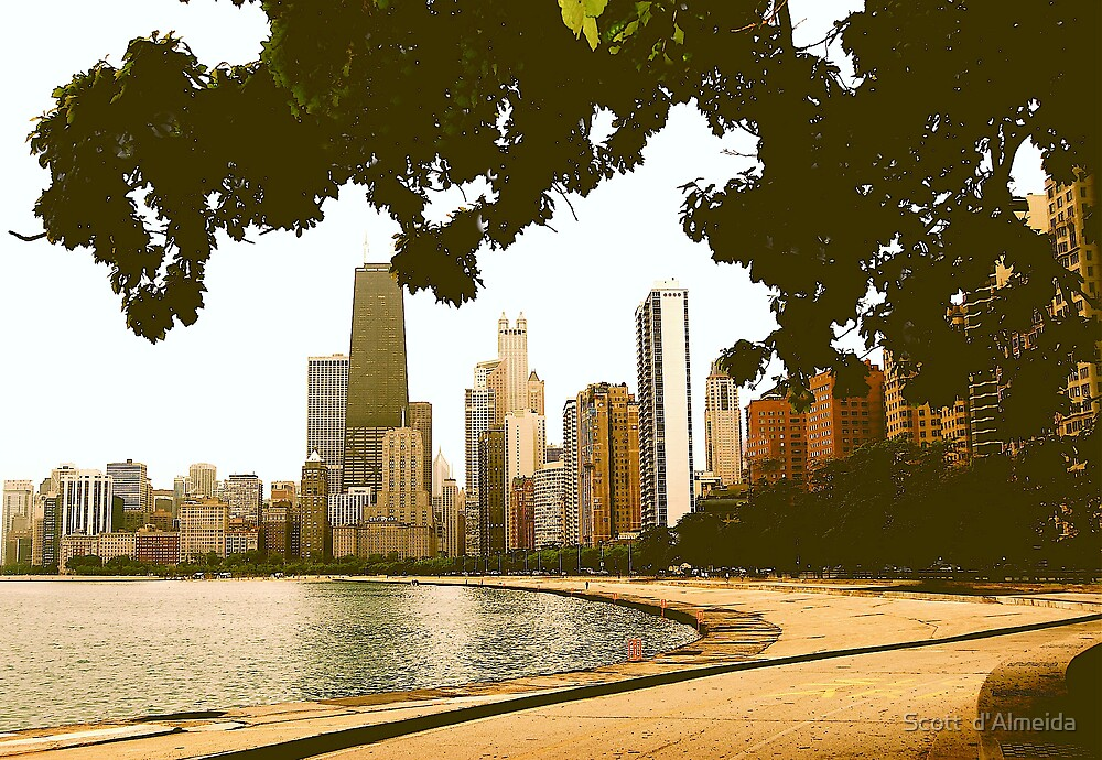 APPEARANCE OF CHICAGO by Scott  d'Almeida