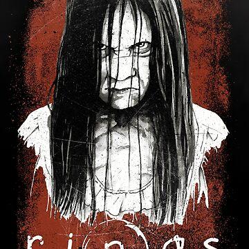 Samara Morgan - Scary Movies by Black---Rainbow