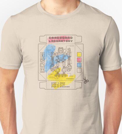 CARDBOARD LABORATORY T-Shirt