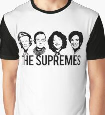 Das Oberste Gericht RBG Sotomayor Kagan Meme Grafik T-Shirt