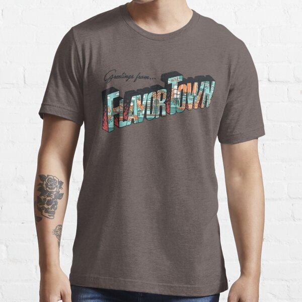 FLAVORTOWN Essential T-Shirt