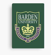 Barden University Canvas Print